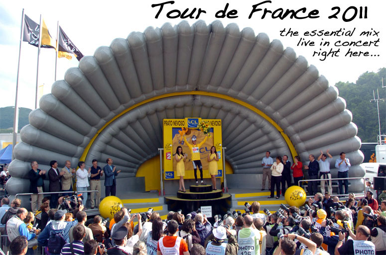 tour de france logo 2011. With just days to go before the Saturday, July 2nd start of the 2011 Tour de