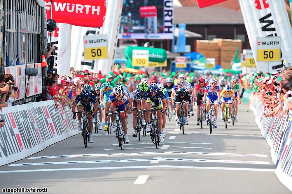 Tour de Suisse 2011 - Stage 5