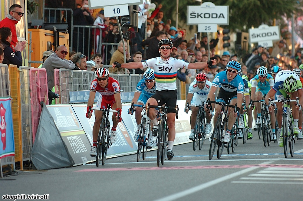 Tirreno Adriatico Stage 2 Winner